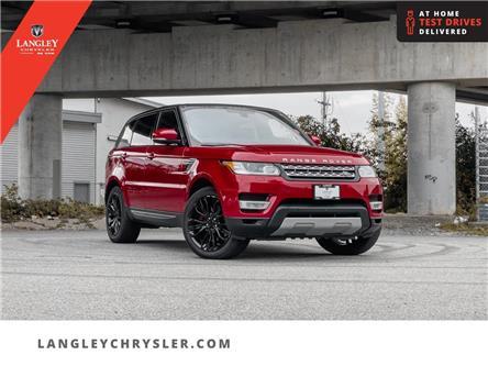 2016 Land Rover Range Rover Sport DIESEL Td6 HSE (Stk: M764385A) in Surrey - Image 1 of 24