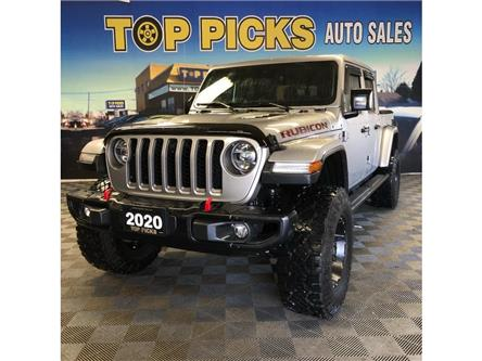2020 Jeep Gladiator Rubicon (Stk: 117473) in NORTH BAY - Image 1 of 27