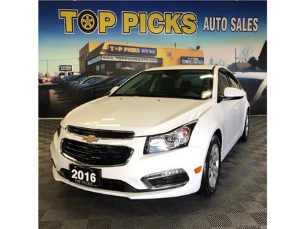 2016 Chevrolet Cruze Limited 1LT (Stk: 207962) in NORTH BAY - Image 1 of 27