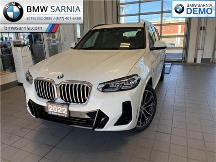 2022 BMW X3 xDrive30e (Stk: BF2200) in Sarnia - Image 1 of 11