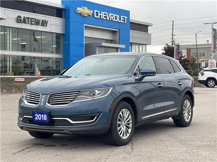 2018 Lincoln MKX Select/PANOROOF/NAVI/AWD (Stk: PL20062) in BRAMPTON - Image 1 of 27