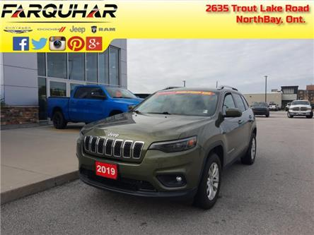 2019 Jeep Cherokee North (Stk: 21257A) in North Bay - Image 1 of 30
