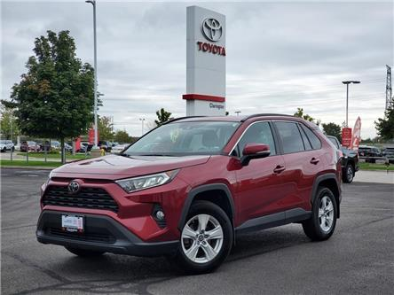 2019 Toyota RAV4 XLE (Stk: P2798) in Bowmanville - Image 1 of 30