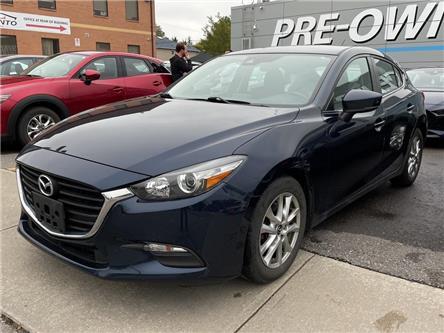 2017 Mazda Mazda3 Sport  (Stk: P3992) in Toronto - Image 1 of 17