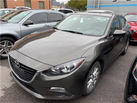 2016 Mazda Mazda3 GS (Stk: P3985) in Toronto - Image 1 of 19