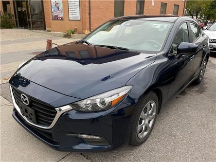 2018 Mazda Mazda3 GX (Stk: P3987) in Toronto - Image 1 of 19