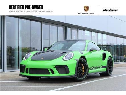 2019 Porsche 911 GT3 RS (Stk: U10082) in Vaughan - Image 1 of 30