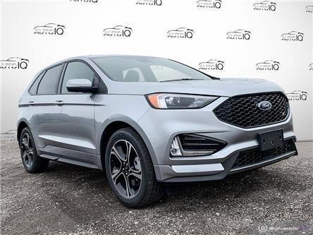2021 Ford Edge ST (Stk: S1531) in St. Thomas - Image 1 of 27