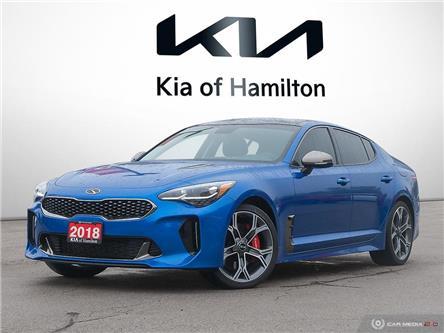 2018 Kia Stinger GT (Stk: SR21078A) in Hamilton - Image 1 of 30