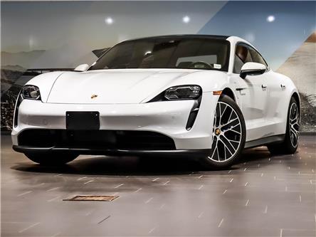 2020 Porsche Taycan 4S (Stk: P4833) in Toronto - Image 1 of 28