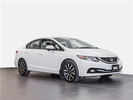 2015 Honda Civic Touring (Stk: P1206) in Ottawa - Image 1 of 21