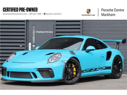 2019 Porsche 911 GT3 RS (Stk: PU0187) in Markham - Image 1 of 28