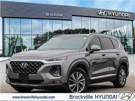 2019 Hyundai Santa Fe  (Stk: P7254) in Brockville - Image 1 of 30