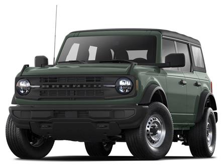 2021 Ford Bronco Outer Banks (Stk: 16031) in Wyoming - Image 1 of 3