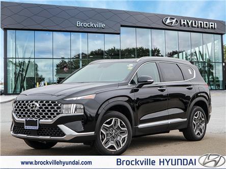 2022 Hyundai Santa Fe Plug-In Hybrid Luxury (Stk: R22137) in Brockville - Image 1 of 25