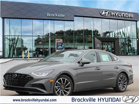 2021 Hyundai Sonata Luxury (Stk: R21363) in Brockville - Image 1 of 25