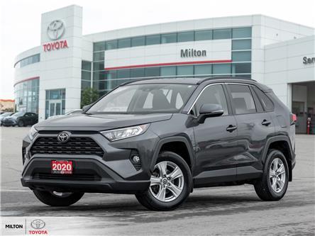 2020 Toyota RAV4 XLE (Stk: 057991B) in Milton - Image 1 of 24