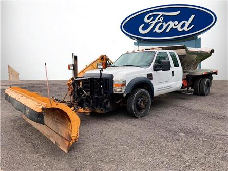 2009 Ford F-550 Chassis XL (Stk: 21378A) in Saint-Jérôme - Image 1 of 14