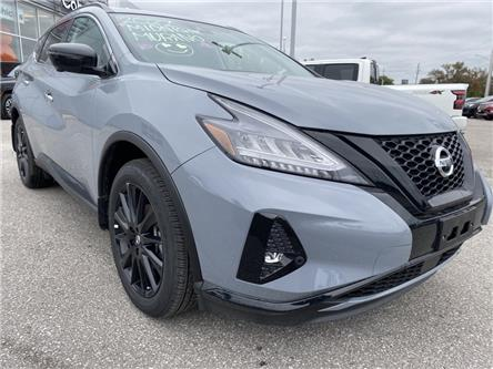 2021 Nissan Murano Midnight Edition (Stk: CMC128204) in Cobourg - Image 1 of 13