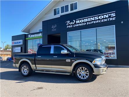2013 RAM 1500 Laramie Longhorn (Stk: ) in Sault Ste. Marie - Image 1 of 31
