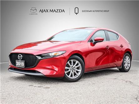 2019 Mazda Mazda3 Sport  (Stk: 21-1833TA) in Ajax - Image 1 of 27