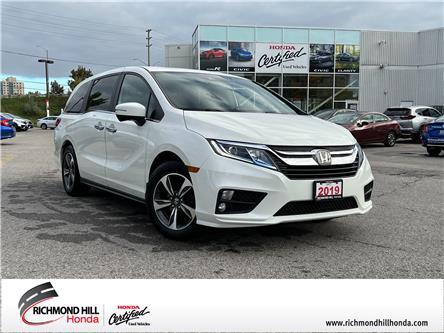 2019 Honda Odyssey EX (Stk: 2375P) in Richmond Hill - Image 1 of 25