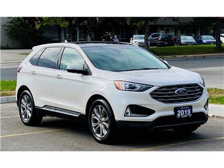 2019 Ford Edge Titanium (Stk: 16100378A) in Markham - Image 1 of 21