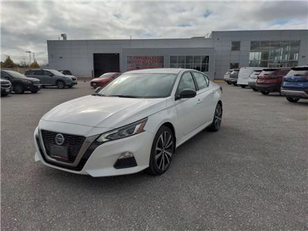 2021 Nissan Altima 2.5 SR (Stk: MN370575) in Bowmanville - Image 1 of 13