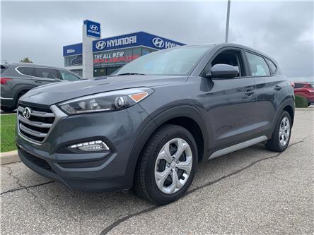 2018 Hyundai Tucson Premium 2.0L (Stk: 661654) in Milton - Image 1 of 16