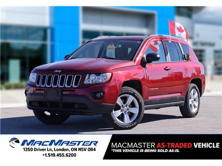 2012 Jeep Compass Sport/North (Stk: 215058B) in London - Image 1 of 21