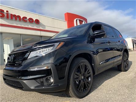 2022 Honda Pilot Black Edition (Stk: 22021) in Simcoe - Image 1 of 26