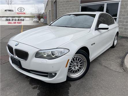 2013 BMW 5 SERIES 528I XDRIVE (Stk: 9723A) in Brampton - Image 1 of 16