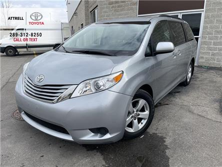 2017 Toyota Sienna LE (Stk: 48817A) in Brampton - Image 1 of 22