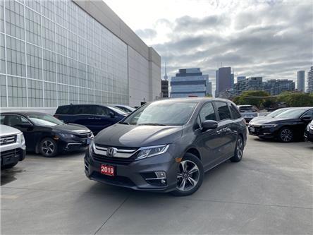 2019 Honda Odyssey EX-L (Stk: Y22200A) in Toronto - Image 1 of 5