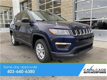 2019 Jeep Compass Sport (Stk: 62188) in Calgary - Image 1 of 23