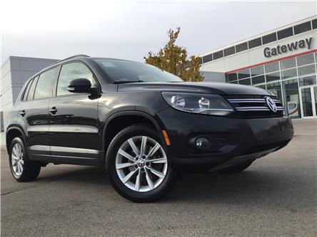 2014 Volkswagen Tiguan Comfortline (Stk: 37079A) in Edmonton - Image 1 of 25