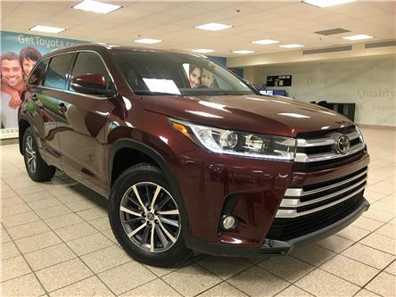2018 Toyota Highlander XLE (Stk: 211660A) in Calgary - Image 1 of 23