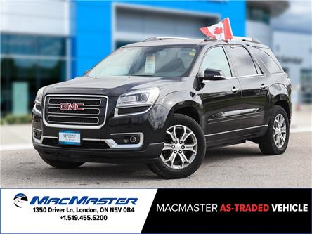 2014 GMC Acadia SLT1 (Stk: 215122A) in London - Image 1 of 20