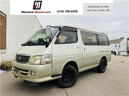 2002 Toyota Hiace  (Stk: 4443-45) in North York - Image 1 of 20