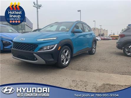 2022 Hyundai Kona 2.0L Preferred (Stk: KN28351) in Edmonton - Image 1 of 8