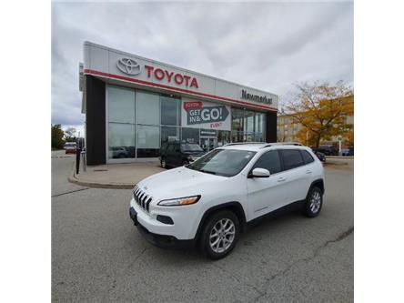 2016 Jeep Cherokee North (Stk: 364511) in Newmarket - Image 1 of 15