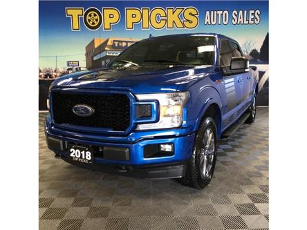 2018 Ford F-150 XLT (Stk: D34286) in NORTH BAY - Image 1 of 28