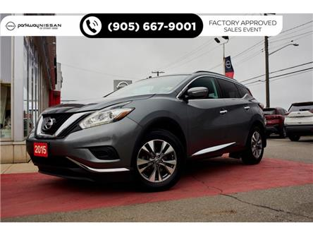 2015 Nissan Murano  (Stk: N21228A) in Hamilton - Image 1 of 27