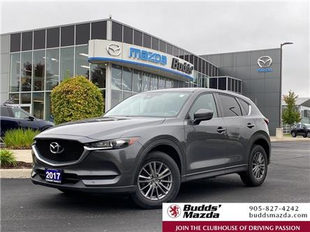 2017 Mazda CX-5 GS (Stk: 17564A) in Oakville - Image 1 of 19