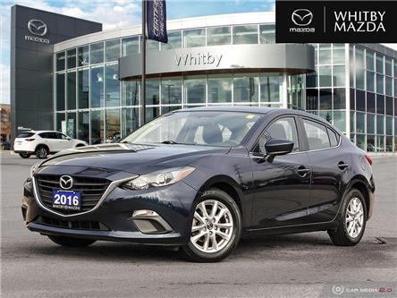 2016 Mazda Mazda3 GS (Stk: 210265A) in Whitby - Image 1 of 27