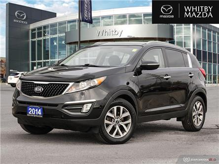 2014 Kia Sportage  (Stk: 210668A) in Whitby - Image 1 of 27