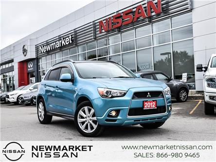 2012 Mitsubishi RVR GT (Stk: 212063A) in Newmarket - Image 1 of 25