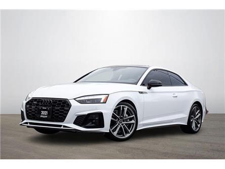 2021 Audi A5 2.0T Progressiv (Stk: C8889) in Vaughan - Image 1 of 22