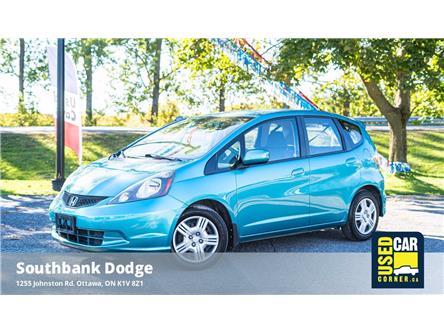 2013 Honda Fit EX (Stk: 923115) in OTTAWA - Image 1 of 21