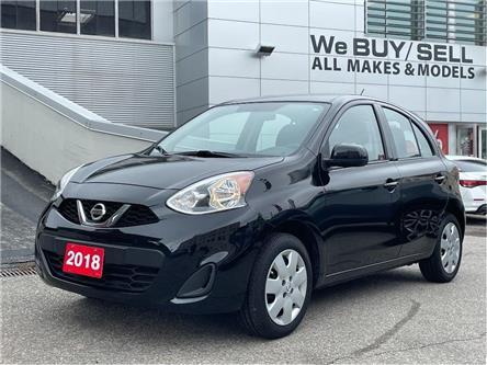 2018 Nissan Micra SV (Stk: U2028) in Toronto - Image 1 of 19